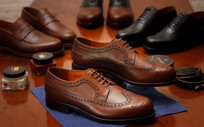 Five Types of Classic Dress Shoes that Every Man Must Have